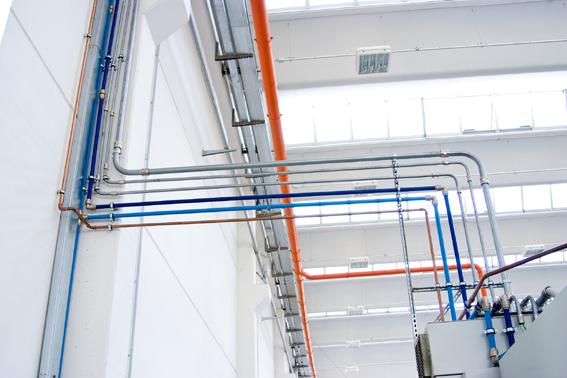 Impianti idrico sanitari e climatizzazione for Progettazione della costruzione domestica
